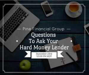 Pine Financial